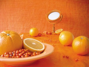 Pink Pepper, Orange Essential Oil